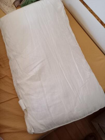 SAINTMARC罗莱生活出品 人体工学B型记忆枕 护颈椎枕头枕芯 尚玛可30*50 晒单图
