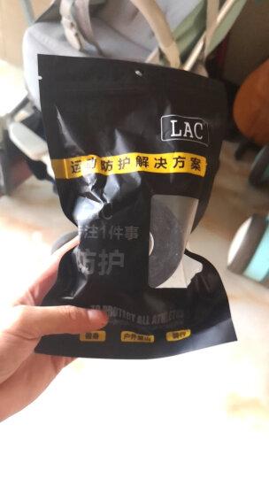 LP533CA护膝运动透气支撑羽毛球网球专业比赛护具 均码 晒单图