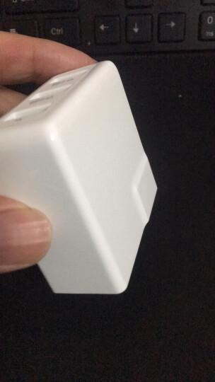 品胜 苹果安卓充电器 3口充电头/3USB手机充电插头 苹果iPhone11ProMax/Xs华为oppo小米vivo荣耀ipad平板通用 晒单图