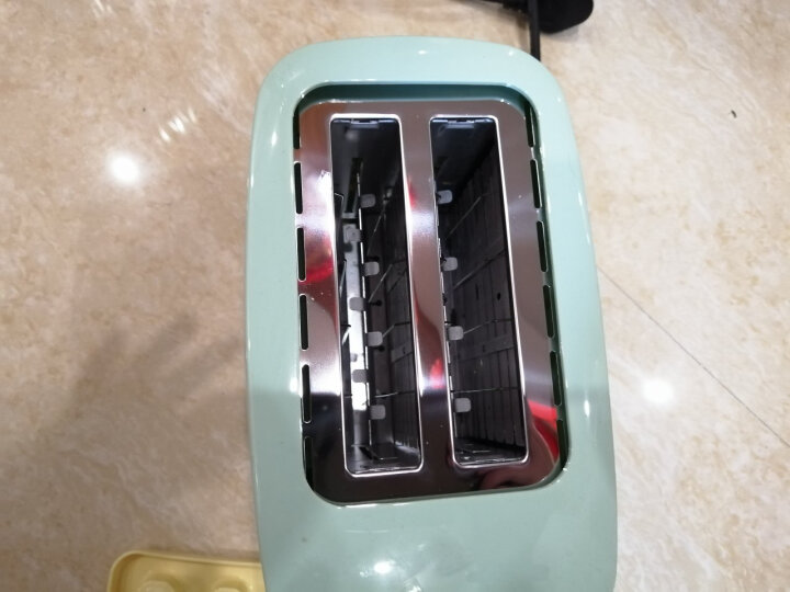 东菱(Donlim)面包机多士炉不锈钢内胆烤面包机2片烤吐司机多功能三明治早餐机 TA-8600 晒单图