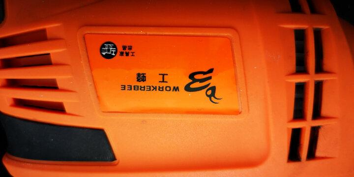 工蜂550W冲击钻套装家用手电钻扳手电动螺丝刀电转手钻起子电动工具箱GI550RE Max 晒单图