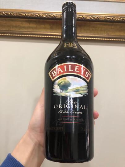 百利(Baileys)洋酒 百利甜酒整箱装750ml*12瓶 晒单图