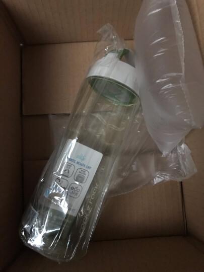 乐扣乐扣LOCK&LOCK大容量防漏户外运动型塑料水杯随手茶杯500ML蓝色 HLC801TB 晒单图