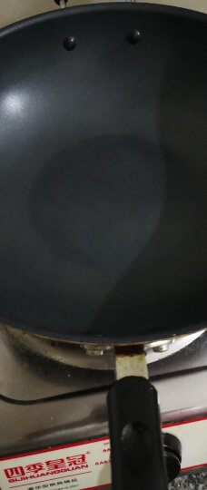 苏泊尔不粘炒锅32CM 燃气煤气电磁炉通用炒菜锅NC32F4 晒单图