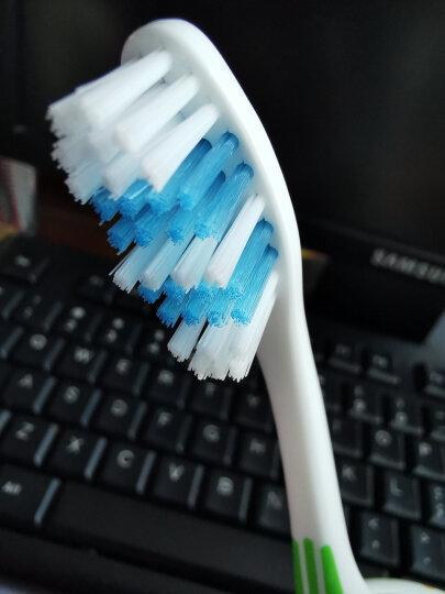 TRISA 瑞士进口Trisa洁齿亮健软毛牙刷男女牙刷牙缝刷牙间刷经济装 6支装-0159*3 晒单图