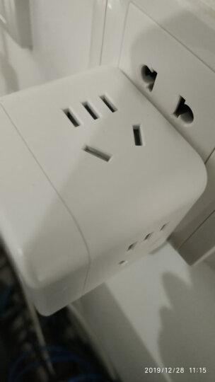 良工(lengon)USB插座智能魔方电源插座插排插线板 一转四转换器多功能新国标立式接线板1.68米 晒单图