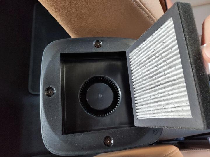 博世 BOSCH 车用车载空气净化器 去除甲醛甲苯新车异味雾霾 灵动NS300 高效净化PM2.5 自动循环 晒单图