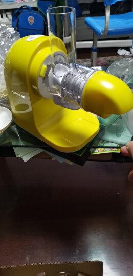 九阳(Joyoung)榨汁机低速卧式家用原汁机多功能智能果汁机汁渣分离 JYZ-E3 晒单图