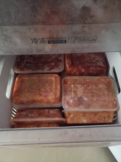 【冷鲜肉】泰森(Tyson) 新鲜鸡大胸 500g/袋 烧烤 健身 晒单图
