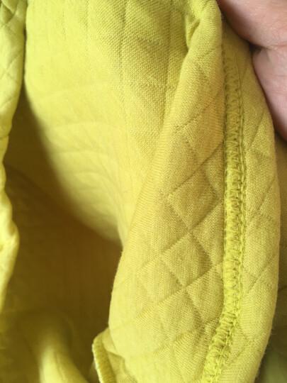 【三层保暖】南极人儿童保暖内衣套装男女童纯棉秋冬衣服内衣两件套 肩扣-狐狸 110CM 晒单图
