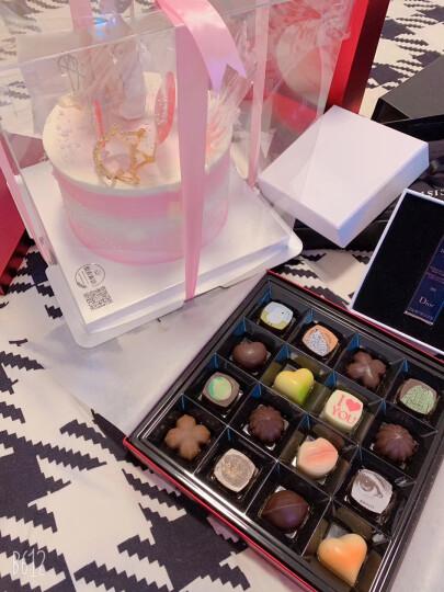 魔吻(AMOVO)纯可可脂手工巧克力礼盒生日七夕情人节礼物送女友顺 晒单图