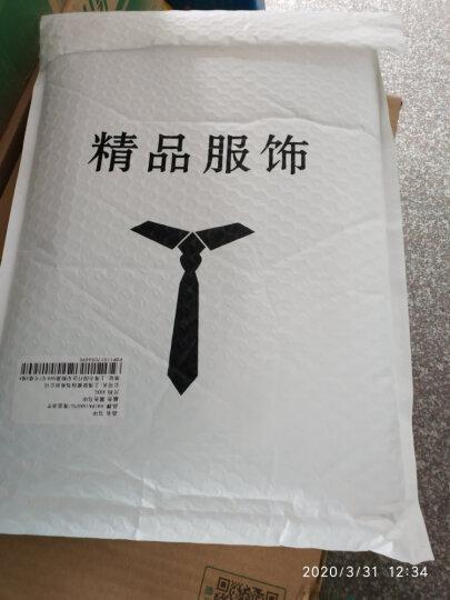 HAIPAIHAOYU 西装马甲男韩版修身商务正装马夹背心坎肩 黑色马甲 XXL 晒单图