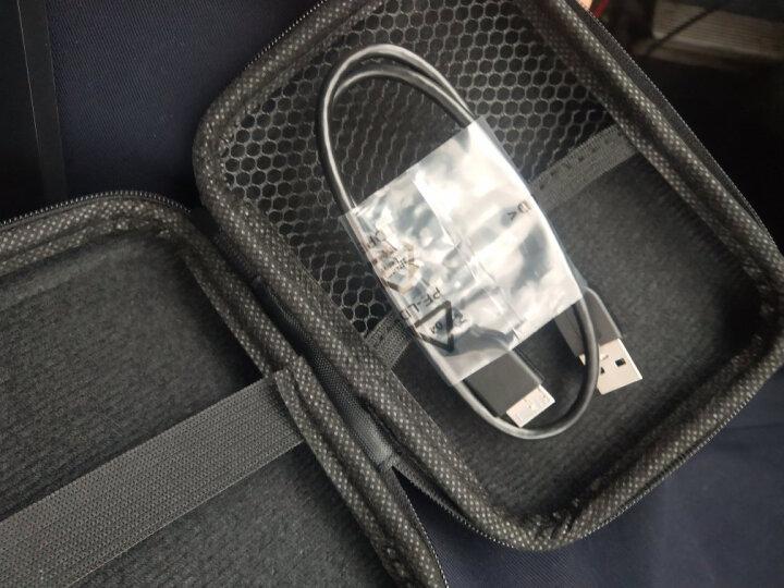 东芝(TOSHIBA) 1TB USB3.0 移动硬盘 北极熊B2 2.5英寸 兼容Mac 轻薄便携 稳定耐用 高速传输 爆款 优雅白 晒单图