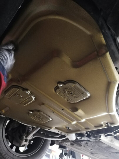 睿卡3D全包围发动机护板16新款汽车底盘防护板17发动机下护板装甲改装 镁铝合金 雷凌/花冠/皇冠/逸致/塞纳/致炫/RAV4 晒单图