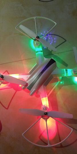 宝贝星(BBS) 遥控飞机大型耐摔四轴飞行器无人机航拍高清战斗航模直升儿童玩具 32CM无摄像头(两块机身电池+终身保修) 晒单图