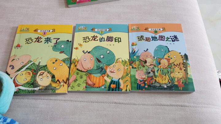 王一梅最美的童话:鼹鼠的月亮河·注音版(套装共3册) 晒单图