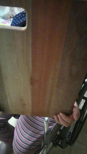 俏阿姨 樱桃木实木带水槽菜板套装砧板 晒单图