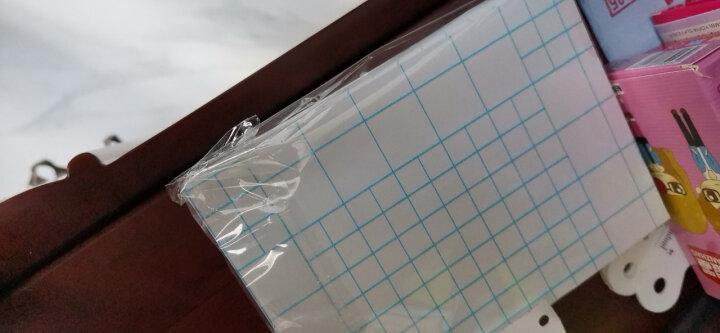 古德 冷裱膜 贴膜高光/哑光膜A3/A4/A6 照片相片保护膜 大头贴膜 背胶保护膜 A3 高光面 晒单图