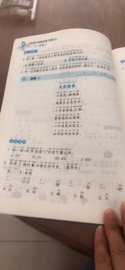开心一本 小学语文阅读训练100篇:二年级(第5次修订) 晒单图