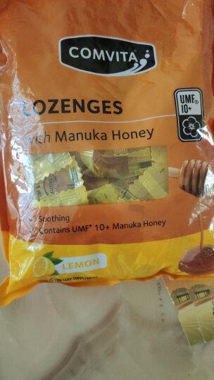 康维他 Comvita 麦卢卡UMF10+蜂蜜糖40粒薄荷味 晒单图