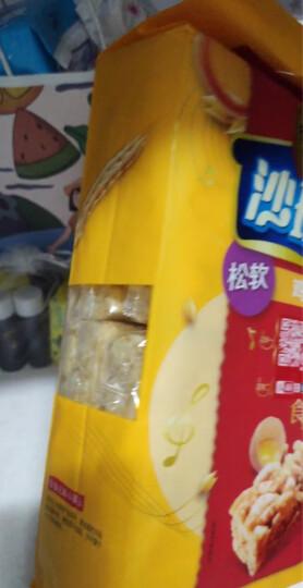 徐福记 经典鸡蛋沙琪玛 软糯老式萨其马 硬脆传统中式糕点心早餐饼干下午茶蛋糕休闲零食食品 526g 晒单图