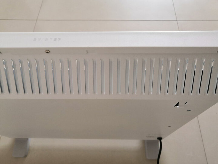 先锋(Singfun)取暖器 电暖器 家用电暖气 烤火炉 电暖炉 浴霸 欧式快热炉 浴室防水DOK-K3 晒单图
