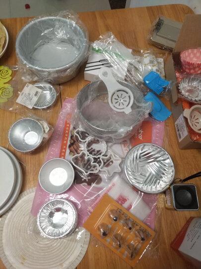 千团精工 烘焙工具套装 蛋糕面包饼干蛋挞24件套新手烘焙模具家用套装套餐 晒单图
