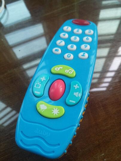 澳贝(AUBY)儿童玩具宝宝学习遥控器婴幼儿童中英双语玩具男女孩儿童节礼物(新旧配色随机发货)461571 晒单图
