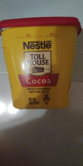 美国进口 雀巢(Nestle)纯可可粉 226g 低脂 代餐粉 烘培 巧克力粉 晒单图