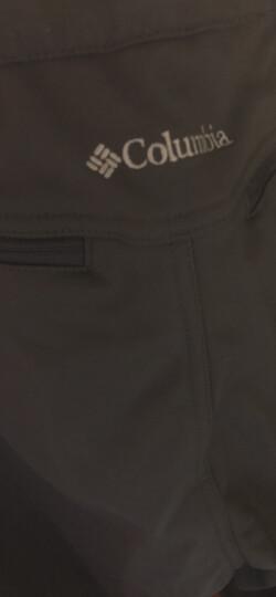 Columbia/哥伦比亚户外男款拒水冲锋裤PM5494 028 L 晒单图