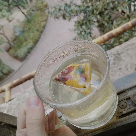 茗古兰 花茶草茶茶叶养生茶 罐装 苦荞茶 150g 晒单图