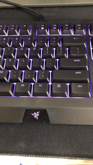 雷蛇(RAZER) 萨诺狼蛛Cynosa背光游戏薄膜键盘套装 黑色(专业版 幻彩版 轻装版) 萨诺狼蛛V2 晒单图
