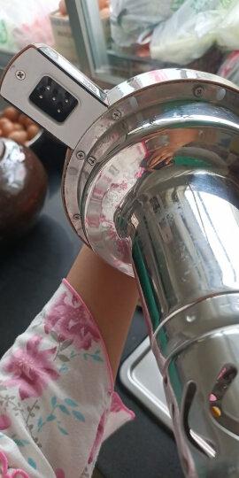 九阳(Joyoung)豆浆机1.1-1.3L破壁免滤双层彩钢机身家用多功能搅拌机料理机DJ13B-C650SG【邓伦推荐】 晒单图