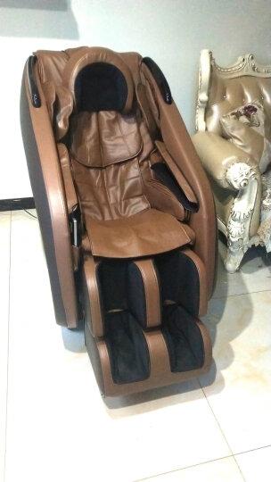 迪斯(Desleep)美国迪斯全自动家用全身按摩椅太空豪华舱零重力电动老人多功能智能按摩椅 咖啡色T06L(厂家配送) 晒单图