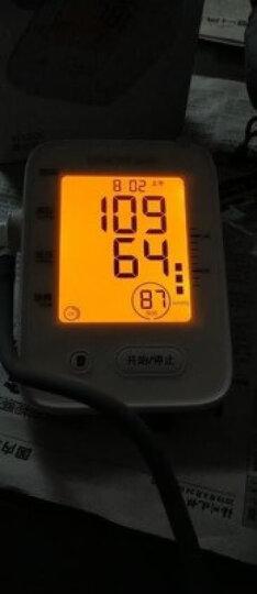 鱼跃(Yuwell) 智能语音电子血压计血压仪家用量血压器医用血压表上臂式高精准全自动测量仪器 鱼跃YE660CR 语音款+背光 晒单图