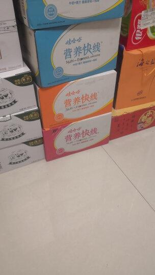 娃哈哈 营养快线菠萝味 含乳饮料 500g*15瓶 整箱装(新老包装随机发货) 晒单图