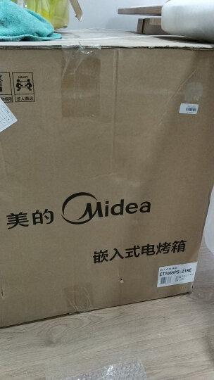 美的(Midea)品尚系列 嵌入式电烤箱 带旋转烧烤 嵌入式家用电烤箱烤箱 ET1065PS-21SE 晒单图