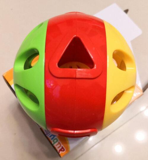 澳贝(AUBY)儿童玩具 小象喇叭 摇铃婴幼儿童学爬玩具男孩女孩生日礼物(新旧配色随机发货)461204 晒单图