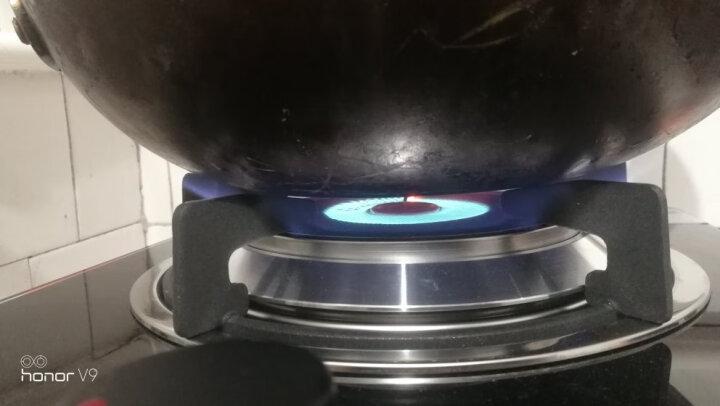 红日(RedSun)红外线燃气灶 煤气灶单灶 家用台嵌两用 一级能效 大火力 熄火保护 E338D 液化气 晒单图