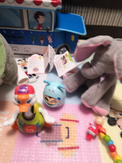 汇乐玩具(HUILE TOYS)997 益智玩具爬行小虫 引导爬行婴儿宝宝六一儿童节礼物声光电动玩具 晒单图