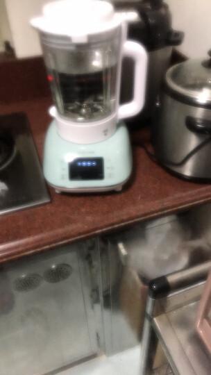 【免滤豆浆】奥克斯(AUX)静音破壁机家用加热豆浆机榨汁果汁多功能绞肉辅食机蒸煮破壁料理机9366 晒单图