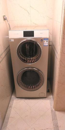 【多期免息10年保修】Casarte/卡萨帝洗衣机双子12公斤滚筒洗衣机全自动直驱变频双筒智能家电  C8 U12G1【12公斤+彩屏+分区洗护】 晒单图