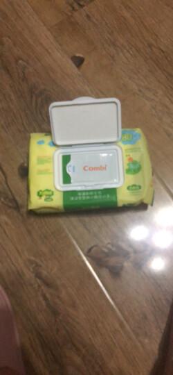 康贝(Combi)手口专用婴儿柔湿巾25片*4纸巾 晒单图