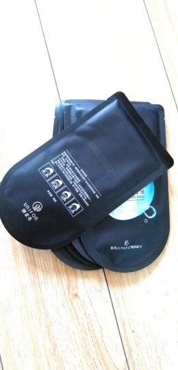 御泥坊 安瓶黑面膜礼盒 21片(男女士补水保湿面膜 提亮肤色 修护滋养  护肤化妆品品套装) 晒单图