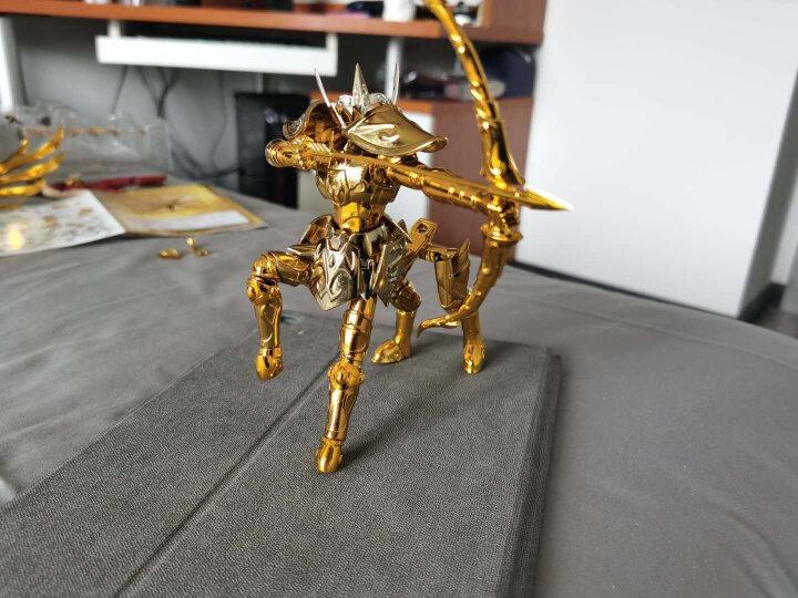 万代(BANDAI) 圣衣神话EX 黄金圣斗士 模型玩具 山羊座 修罗 18cm 晒单图