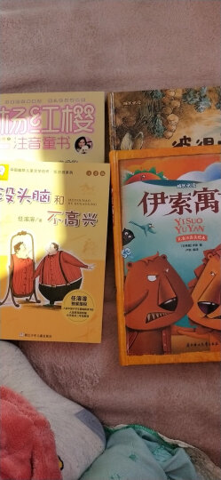 樱桃园·杨红樱注音童书 升级版:亲爱的笨笨猪(注音版) 晒单图