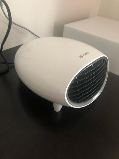 格力(GREE)NBFB-20-WG家用速热浴室壁挂取暖器电暖器 无光防水干衣冷暖两用暖风机电暖气 陶瓷白 晒单图