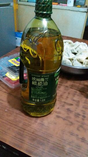 欧丽薇兰 Olivoilà  食用油 压榨 纯正橄榄油1.6L 晒单图