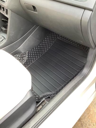 五福金牛 全包围皮革汽车脚垫 专用于05-18款大众POLO劲情劲取GTI 内饰改装脚垫迈畅系列 晒单图