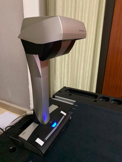 富士通(Fujitsu) SV600 多媒介扫描仪高拍仪A3文件书籍免拆分成册高清扫描仪 官方标配 晒单图